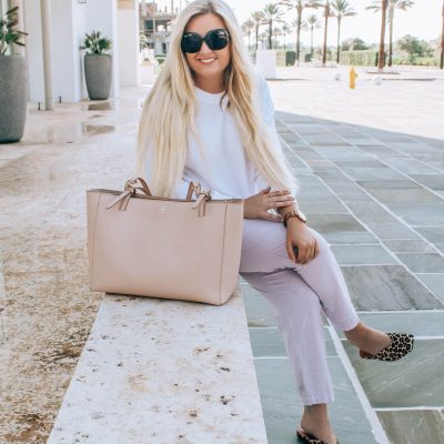 The Lilac Pant