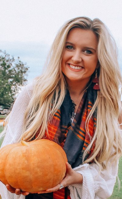 Well hey there pumpkin..