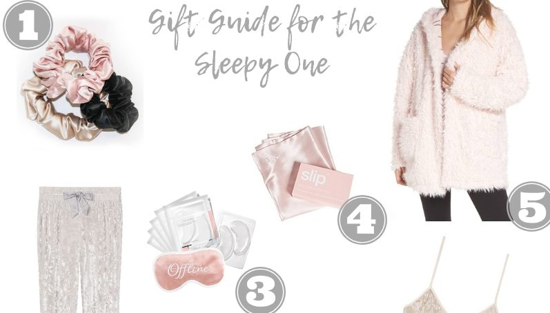 Gift Guide for the Sleepy One