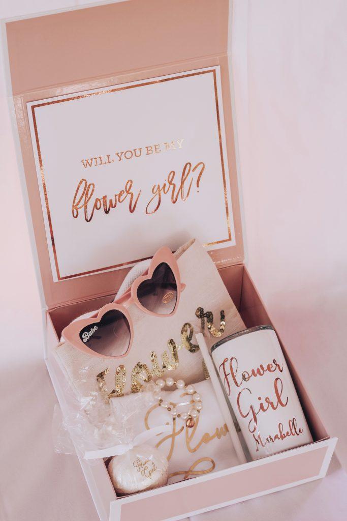 Flower Girl Proposal